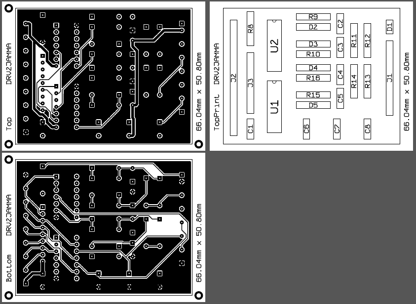 [WIP] Cartes simulation volants + pédales Typons10