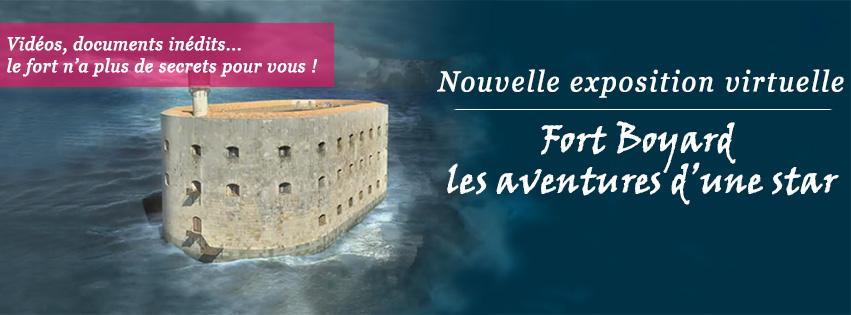 Exposition virtuelle sur Internet : Fort Boyard les aventures d'une star 10349810