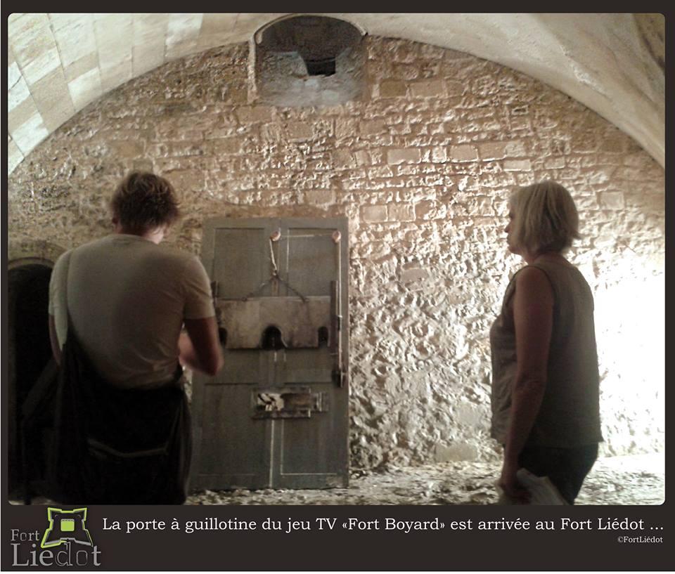 """Expo """"Les mystères de Fort Boyard"""" au Fort Liédot - Île d'Aix (depuis le 26 juillet 2014) 10553610"""