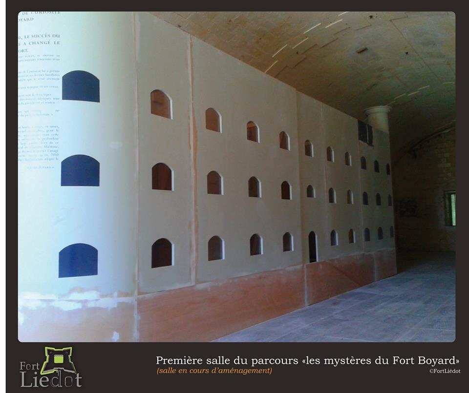 """Expo """"Les mystères de Fort Boyard"""" au Fort Liédot - Île d'Aix (depuis le 26 juillet 2014) 10557310"""