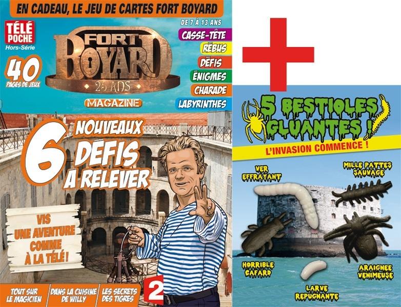 Fort Boyard Magazine - Page 2 Fb3obj10