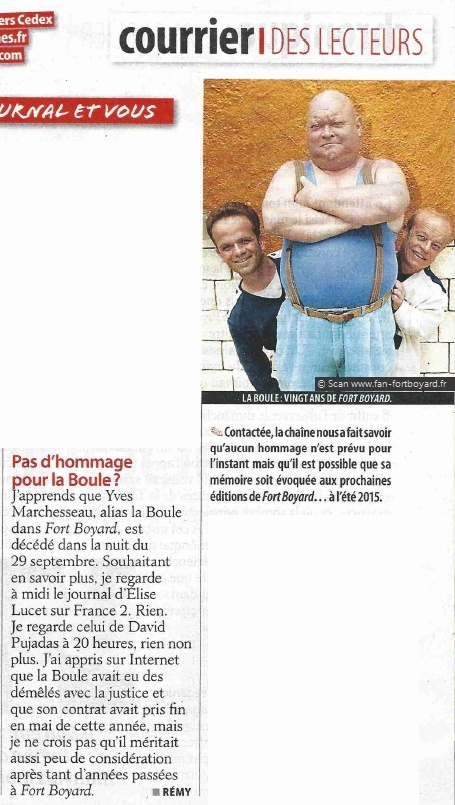 Décès d'Yves MARCHESSEAU (29 septembre 2014) - Page 7 Hommag10