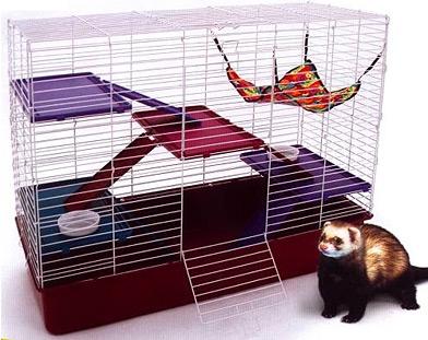 Vend grande cage super pet [91/idf] Superp10