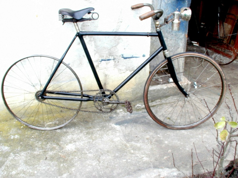 cycle Davy environ 1910 Davy110