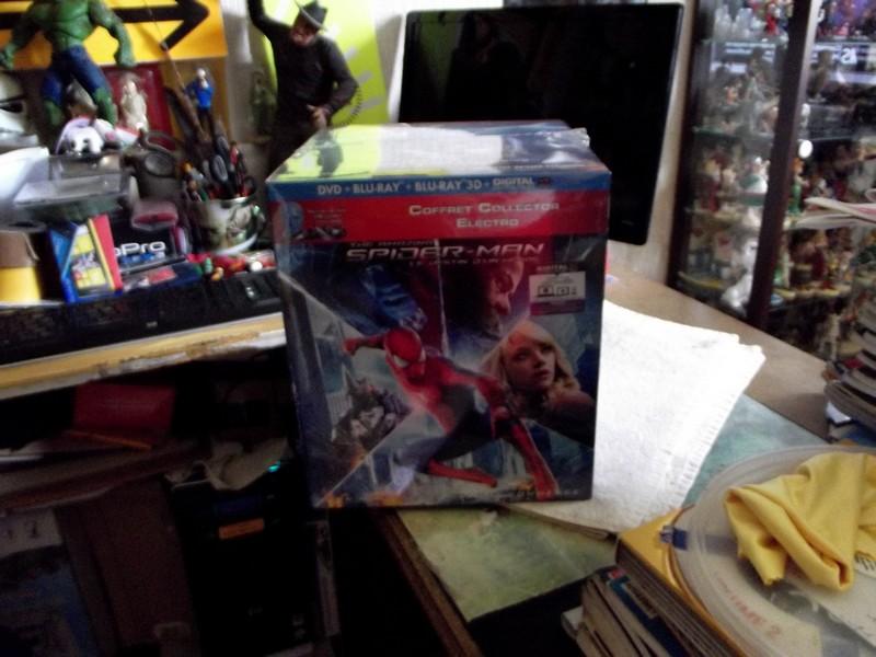 Les DVD et Blu Ray que vous venez d'acheter, que vous avez entre les mains - Page 37 Spider10