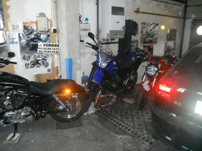 M1200 ou M1100 evo - Page 2 Garage11