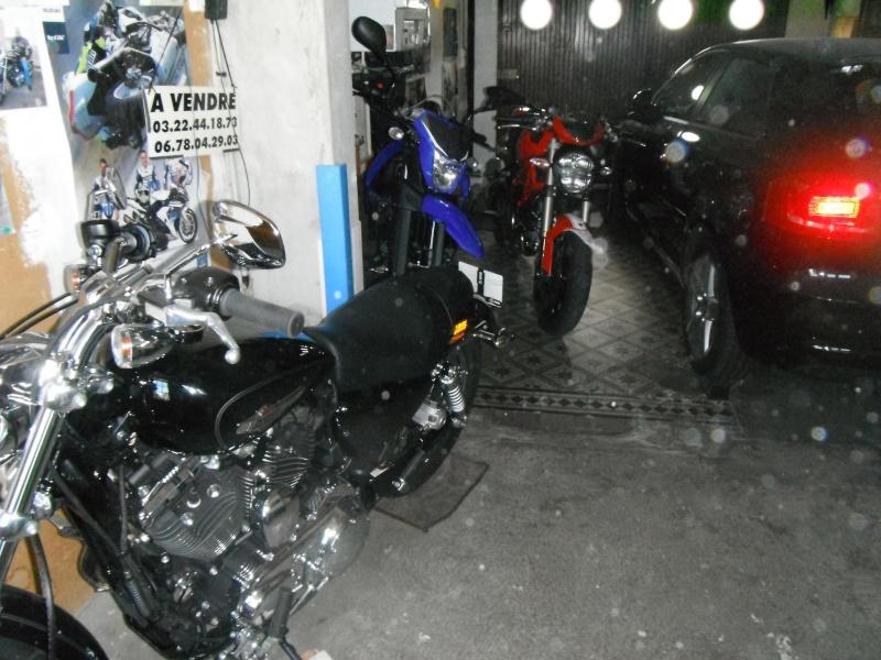 M1200 ou M1100 evo - Page 2 Garage13
