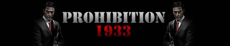 Prohibition 1933