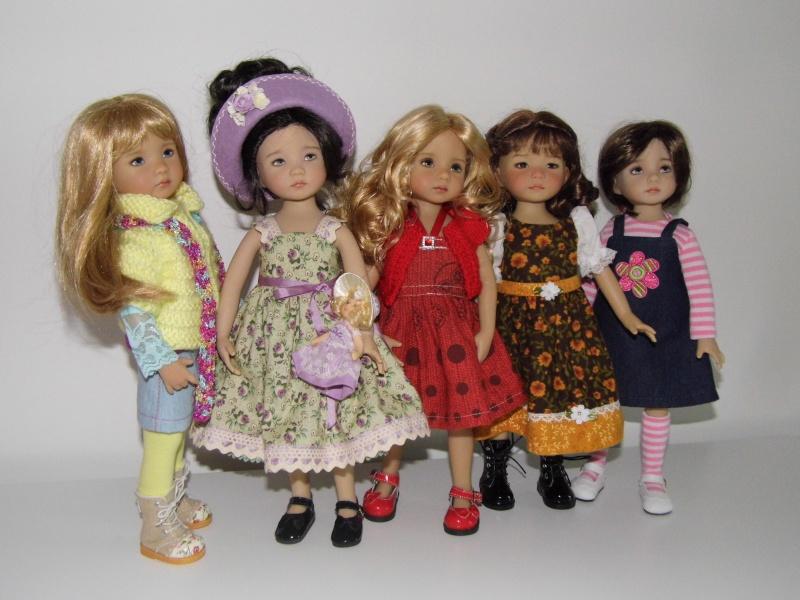Les Little Darlings de Téliana ; voici Romane!! p 21 - Page 3 Groupe10