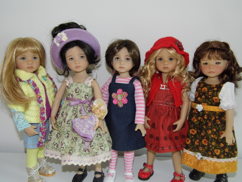 Les Little Darlings de Téliana ; voici Romane!! p 21 - Page 3 Groupe11