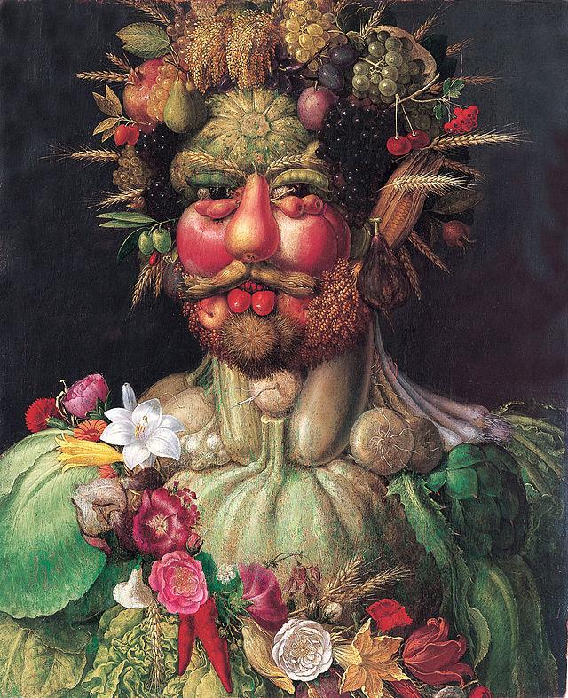 sculptures sur des fruits et légumes 0arcim10
