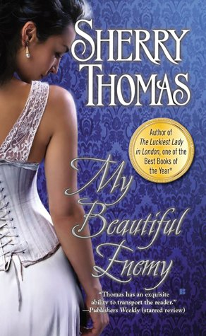 beautiful - Heart of Blade - Tome 2 : Mon bel ennemi de Sherry Thomas 20644810