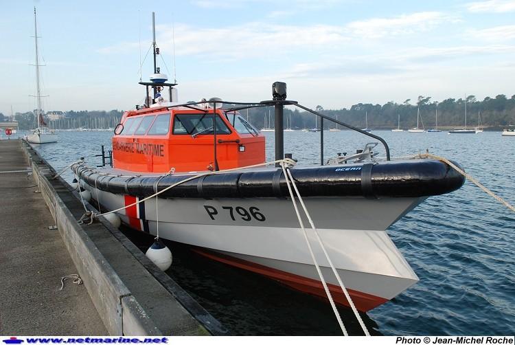 Vedette de surveillance (securité) maritime et portuaire Photo-10