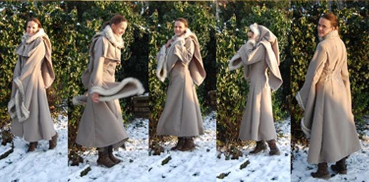 [fantastique] Faire un manteau à capuche, plusieurs modèles Captur13