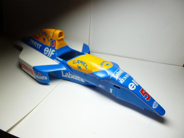 Williams FW14B Tamiya 1/12 00316