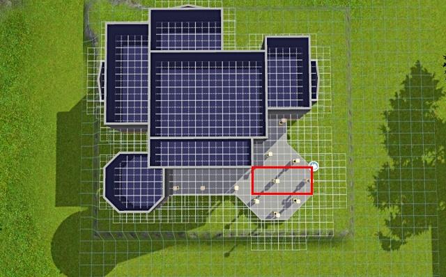 [Débutant] - Du carré à la maison victorienne - La maison sur la colline Victor37