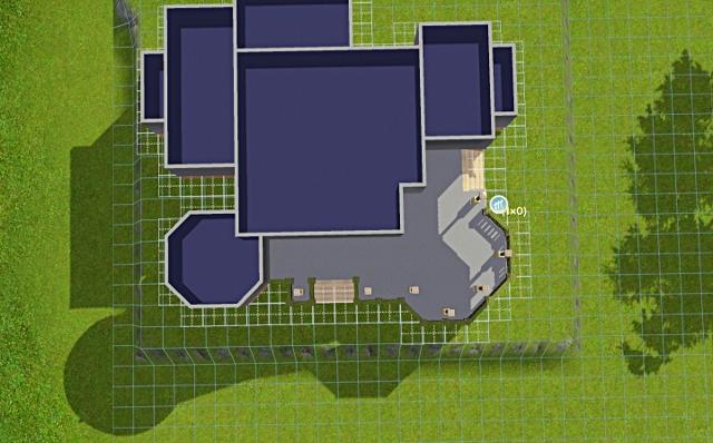 [Débutant] - Du carré à la maison victorienne - La maison sur la colline Victor51