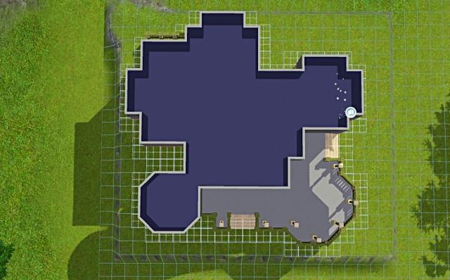 [Débutant] - Du carré à la maison victorienne - La maison sur la colline Victor54