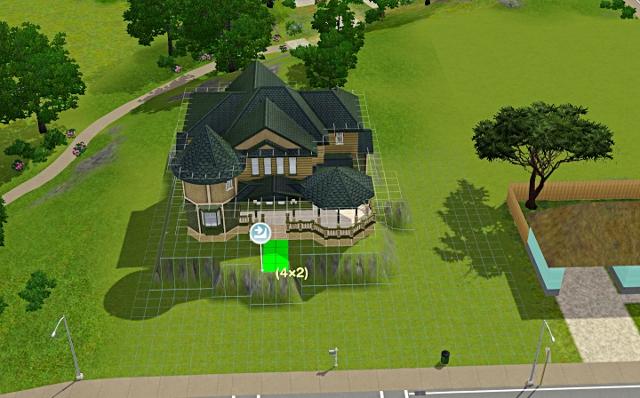 [Débutant] - Du carré à la maison victorienne - La maison sur la colline Victor63