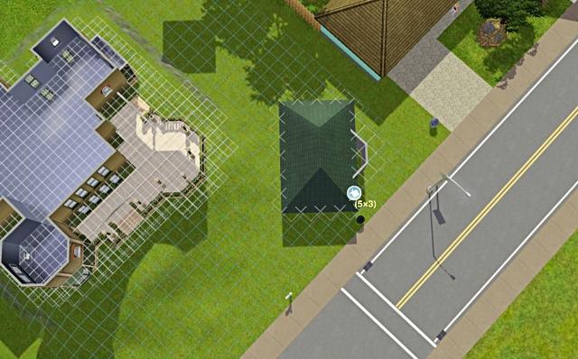 [Débutant] - Du carré à la maison victorienne - La maison sur la colline Victor75
