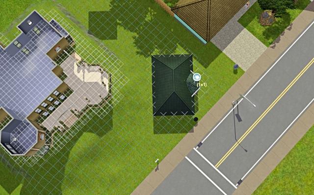 [Débutant] - Du carré à la maison victorienne - La maison sur la colline Victor76