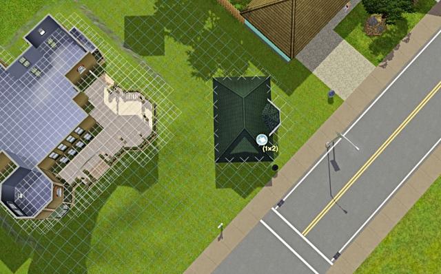 [Débutant] - Du carré à la maison victorienne - La maison sur la colline Victor78