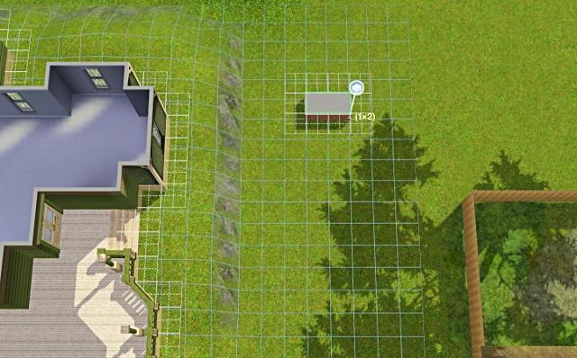 [Débutant] - Du carré à la maison victorienne - La maison sur la colline Victor81