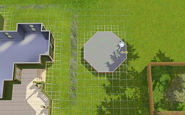 [Débutant] - Du carré à la maison victorienne - La maison sur la colline Victor84