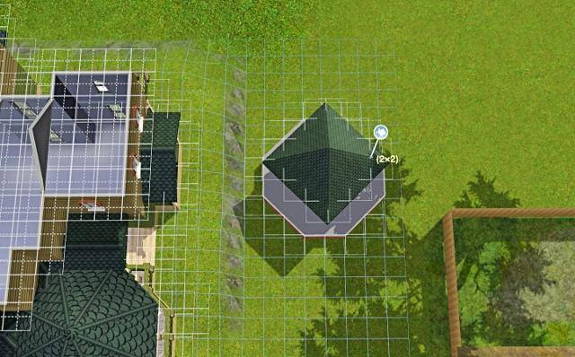 [Débutant] - Du carré à la maison victorienne - La maison sur la colline Victor86