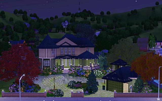 [Débutant] - Du carré à la maison victorienne - La maison sur la colline - Page 2 Victor92
