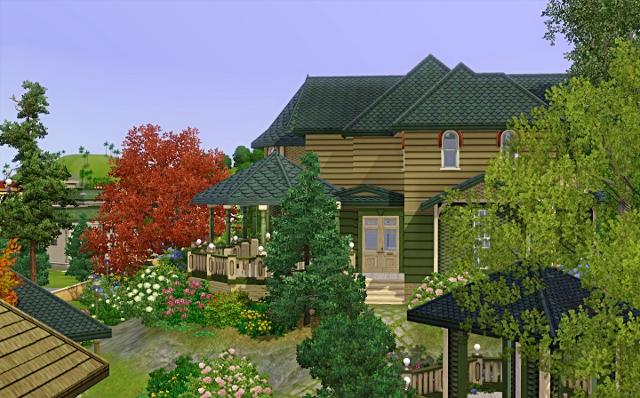 [Débutant] - Du carré à la maison victorienne - La maison sur la colline - Page 2 Victor94