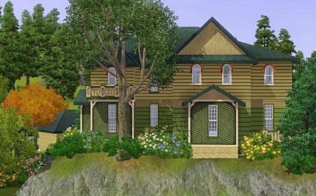 [Débutant] - Du carré à la maison victorienne - La maison sur la colline - Page 2 Victor95