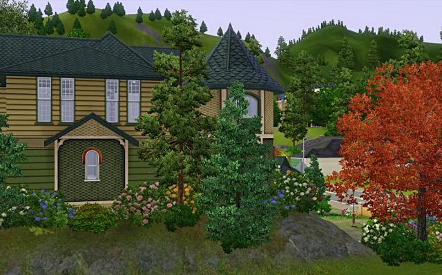[Débutant] - Du carré à la maison victorienne - La maison sur la colline - Page 2 Victor96