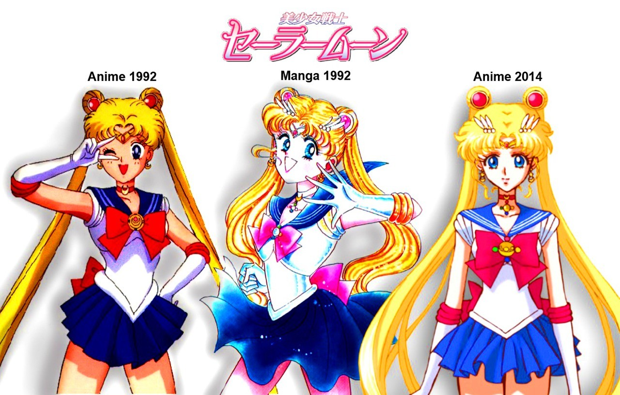 Sailor Moon Crystal (Nouvelle Série Juillet 2014) Usagi10