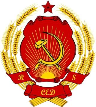 République Soviétique du CED - Le CED est mort, vive le CED. Armoir11