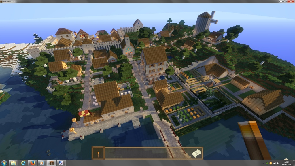 Minecraft: mes mondes/créations - Page 2 M0210