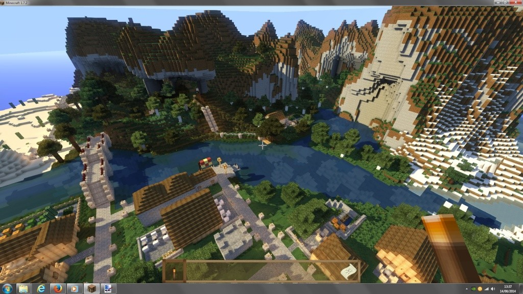 Minecraft: mes mondes/créations - Page 2 M0310