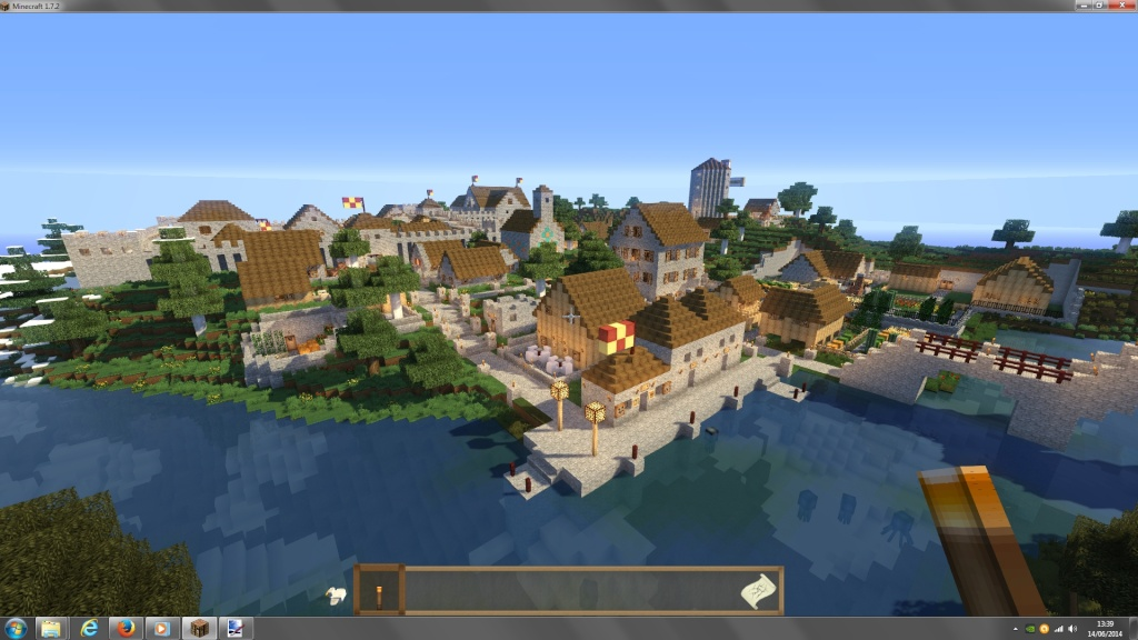Minecraft: mes mondes/créations - Page 2 M0410