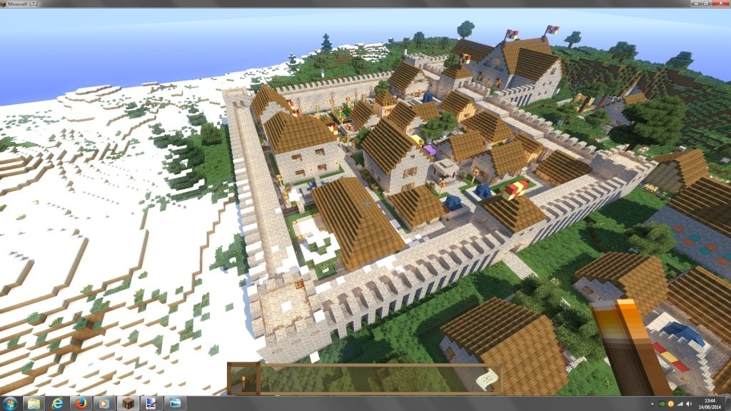 Minecraft: mes mondes/créations - Page 2 M0510