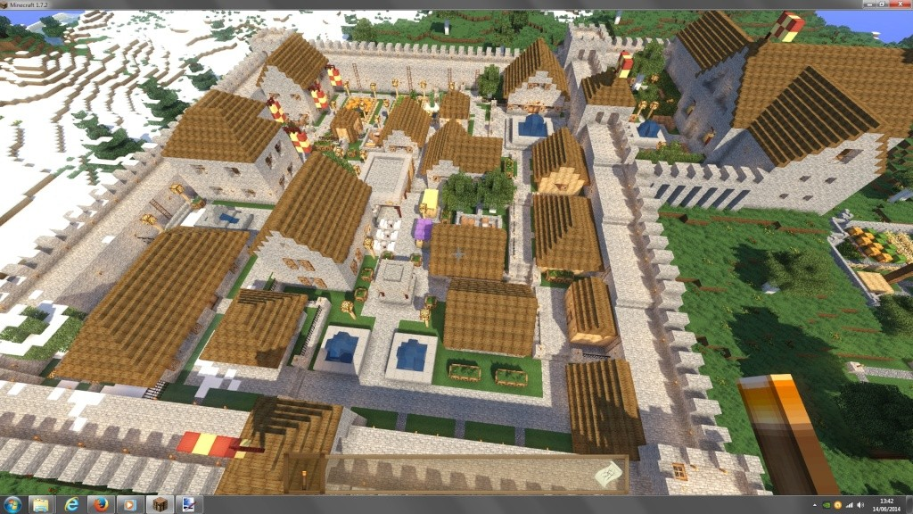 Minecraft: mes mondes/créations - Page 2 M0610