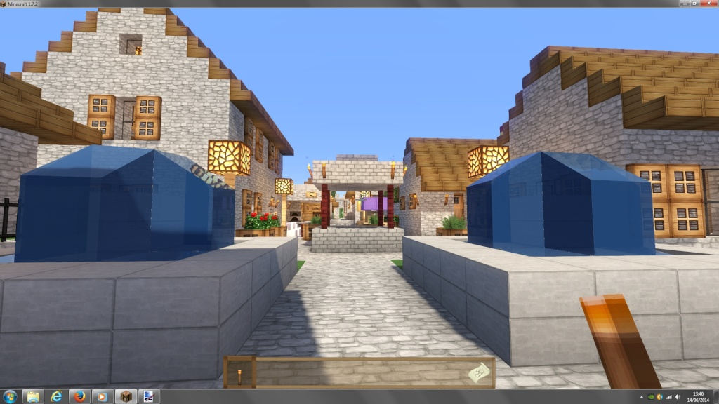 Minecraft: mes mondes/créations - Page 2 M0710