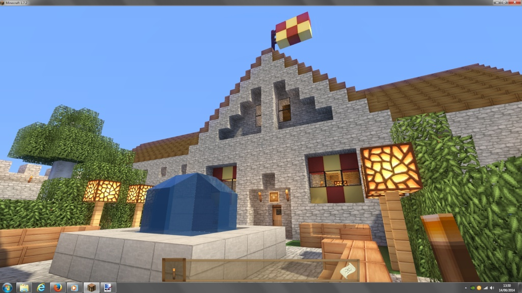 Minecraft: mes mondes/créations - Page 2 M0810