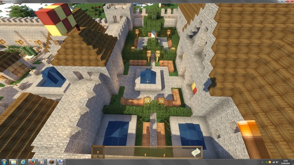 Minecraft: mes mondes/créations - Page 2 M0910