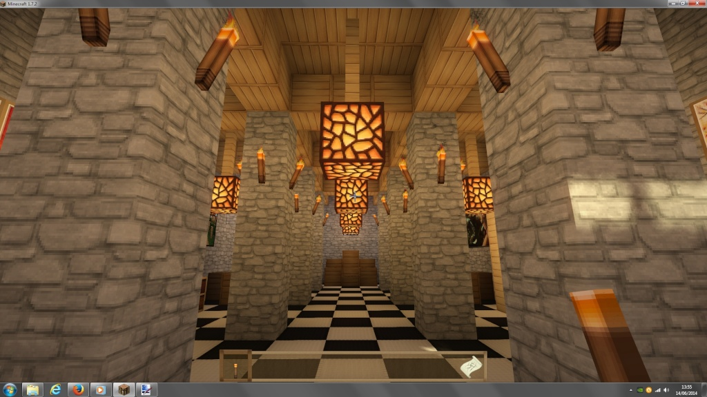 Minecraft: mes mondes/créations - Page 2 M1010
