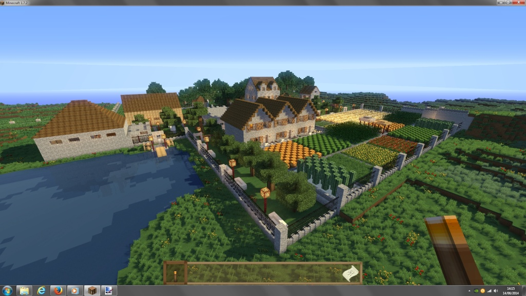 Minecraft: mes mondes/créations - Page 2 M2010
