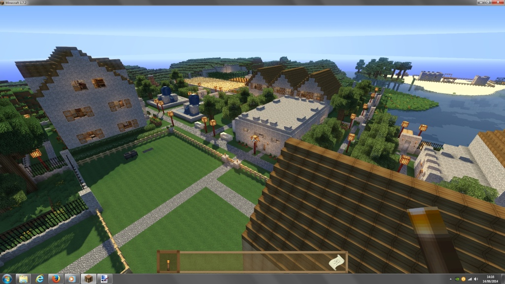 Minecraft: mes mondes/créations - Page 2 M2110