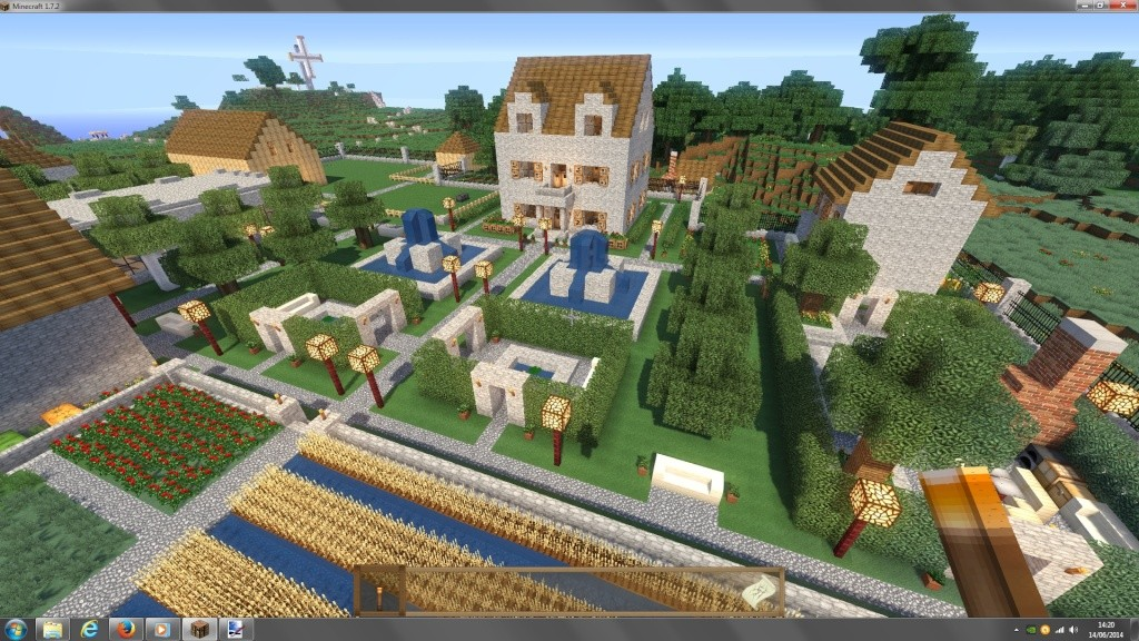 Minecraft: mes mondes/créations - Page 2 M2410