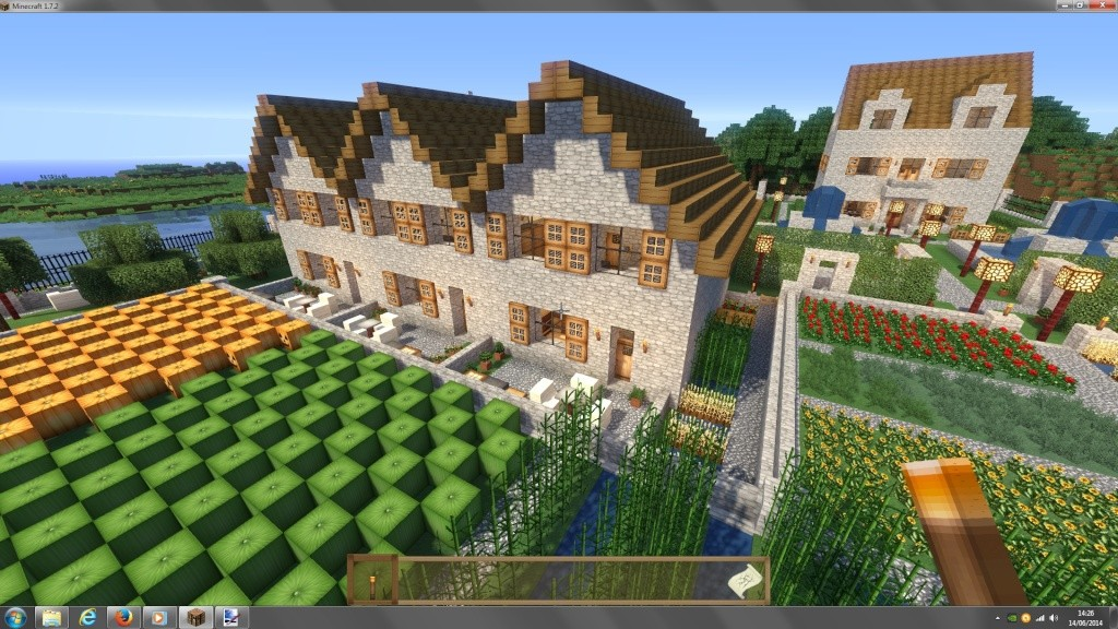 Minecraft: mes mondes/créations - Page 2 M2810