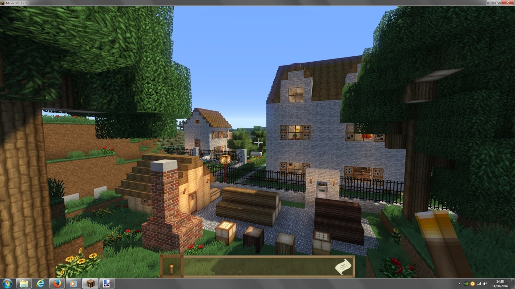 Minecraft: mes mondes/créations - Page 2 M2910