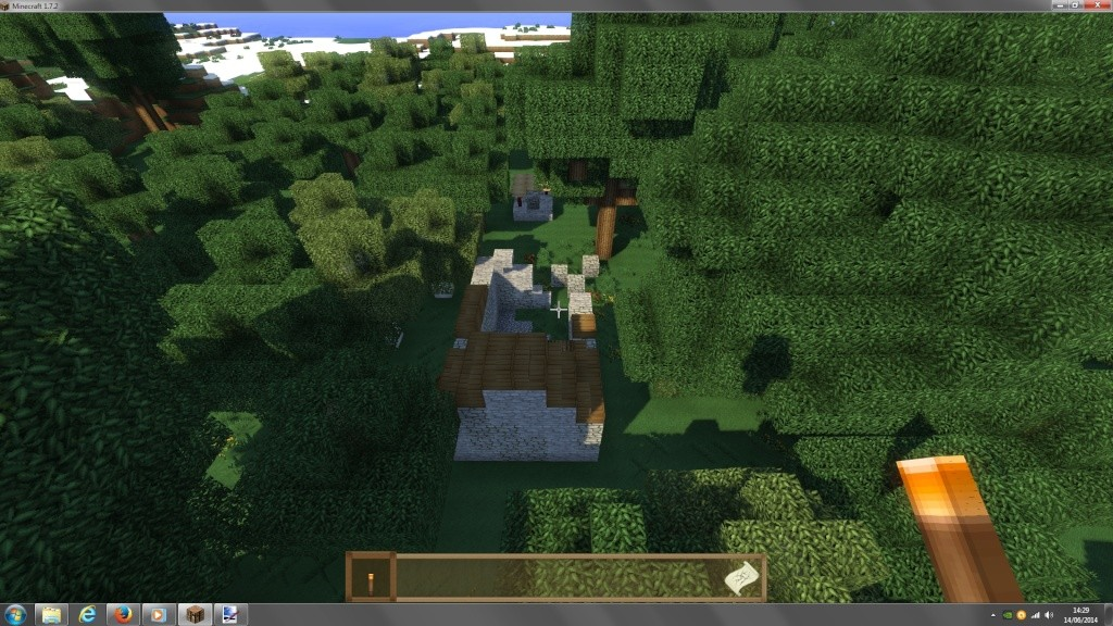 Minecraft: mes mondes/créations - Page 2 M3010